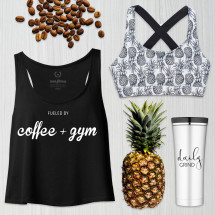 Get Fit with Pineapples & Java