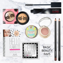 Aloha Friday Favs: Beauty Basics