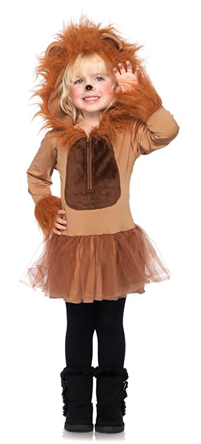 lion costume kids halloween