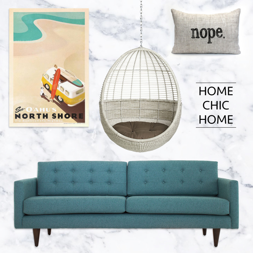 Home Chic Home: Living Room Style