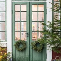Holiday Door Simple