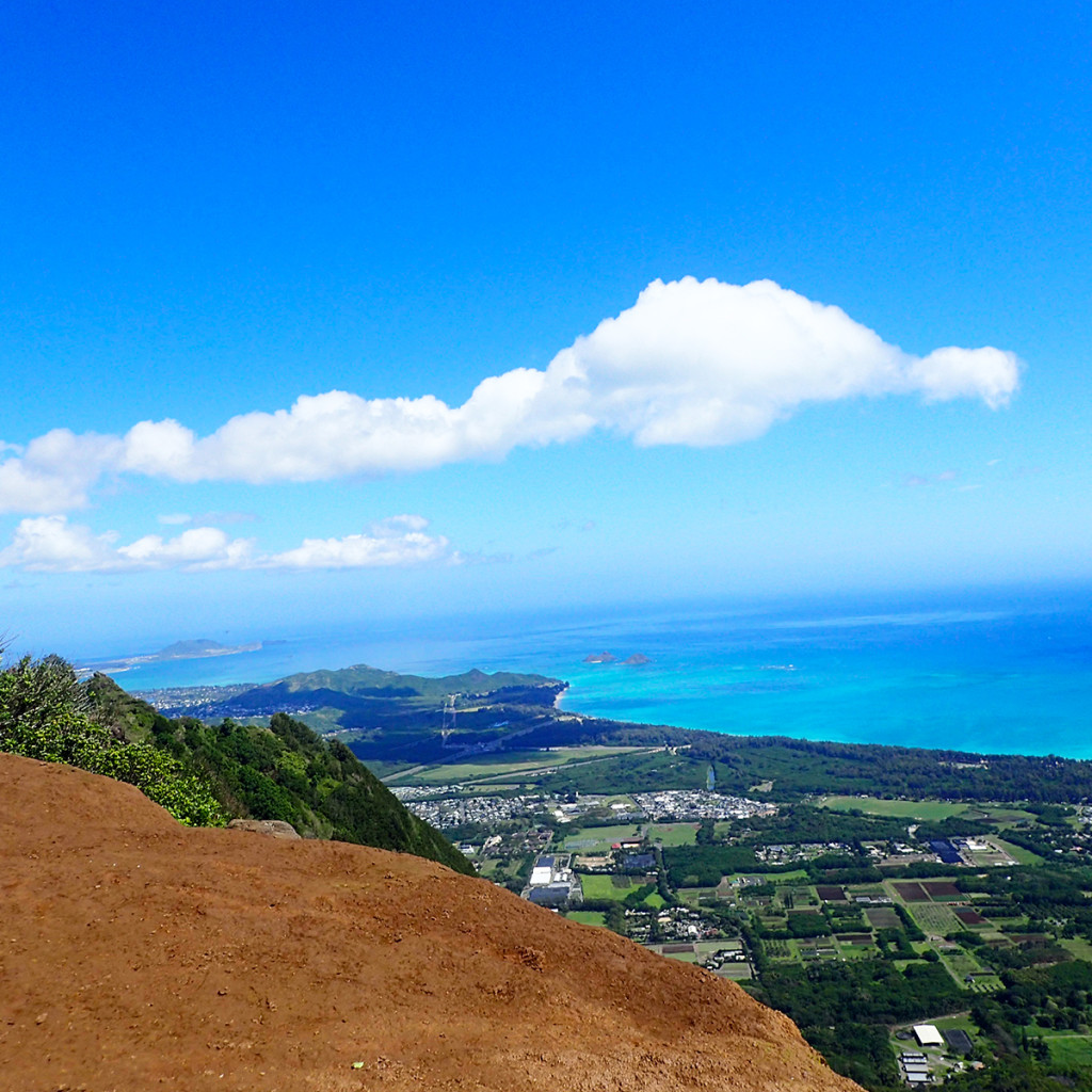 Kuliouou Ridge Trail Summit