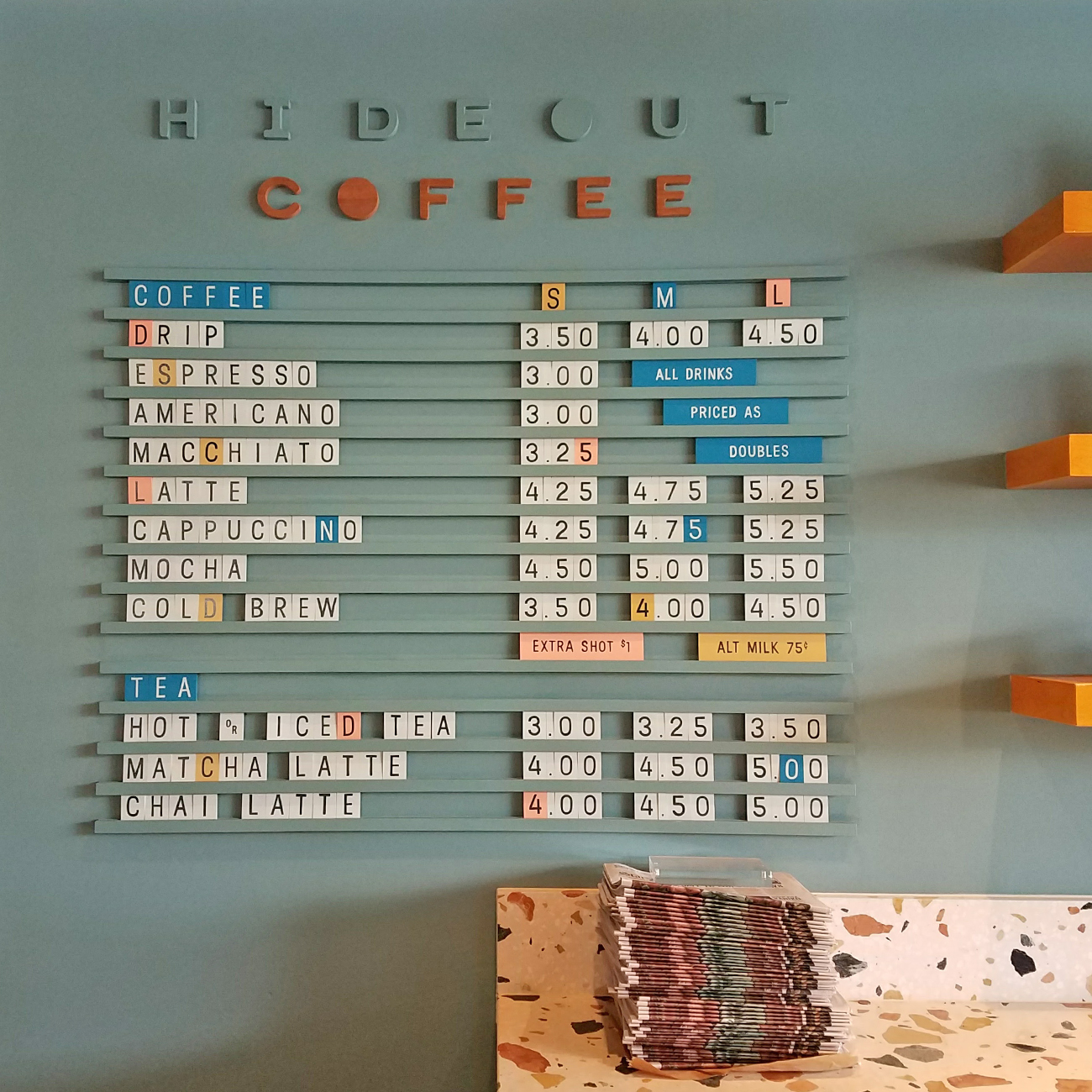 The Hideout Coffee Bar at The Laylow Waikiki