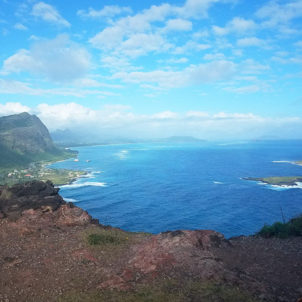 Makapuu Lighthouse Trail View