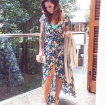 Vintage Vibes Floral Dress