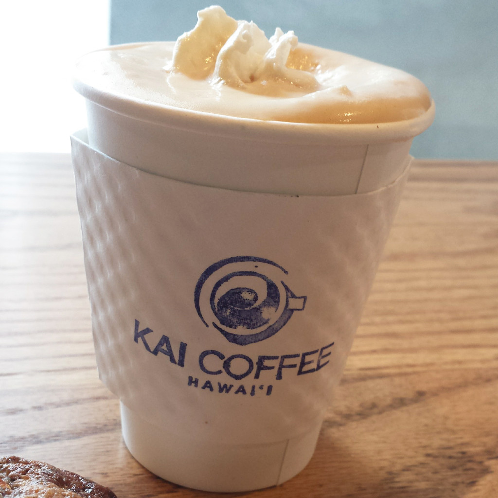Kai Latte Downtown Honolulu