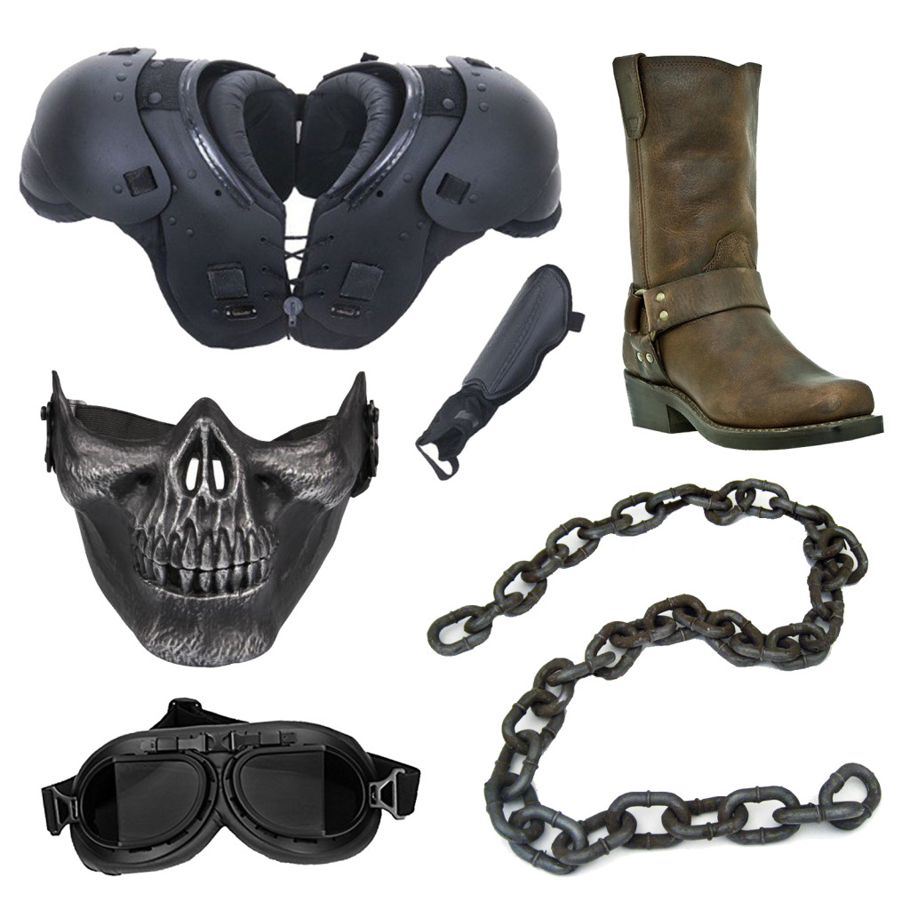 mad max costume pieces halloween