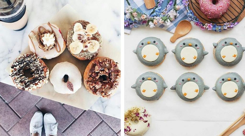 @thedonutfeed donut images