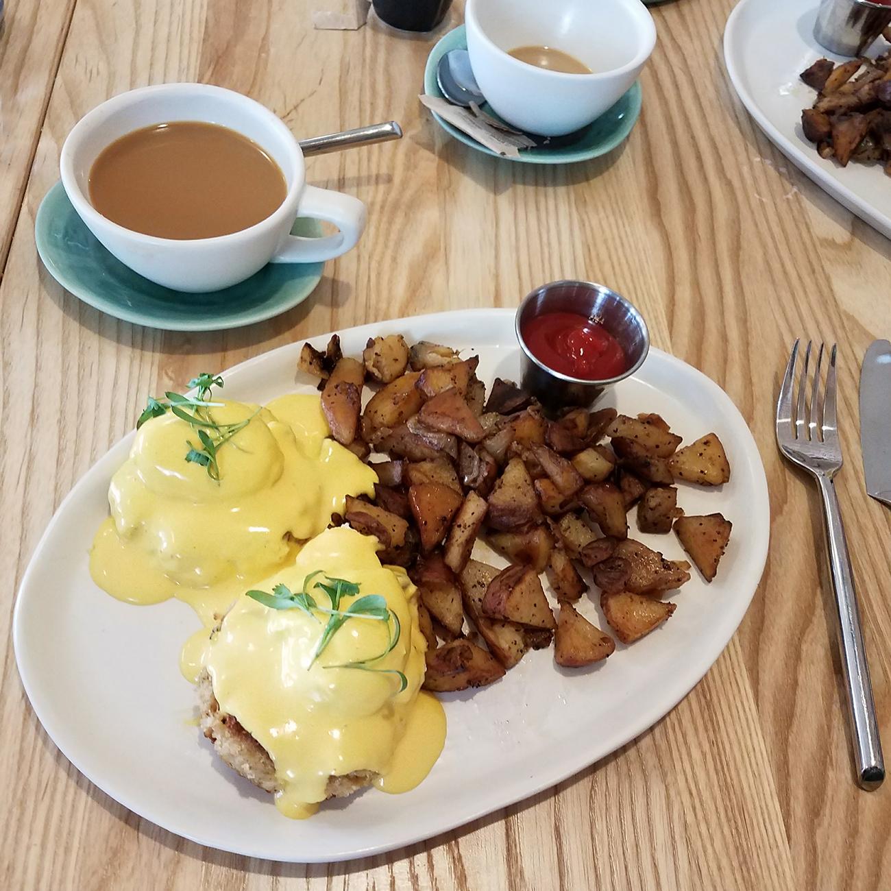 Breakfast at the Hideout Laylow Waikiki