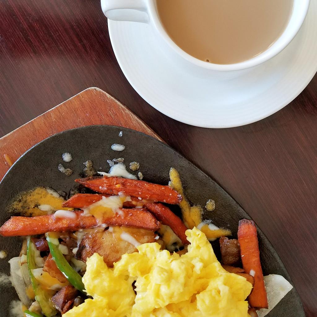 Naupaka Terrace Breakfast Skillet Kauai