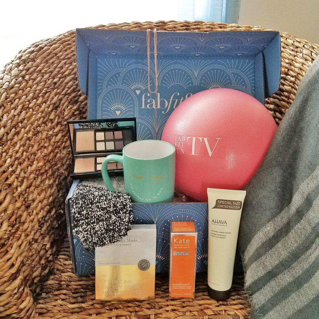 FabFitFun Winter Box Reveal